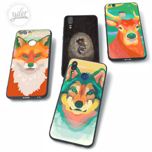 For Huawei P Smart 2019 Case Animal for Huawei P30 Pro Cases for Huawei P30 P20 lite P8 P9 lite P10 lite NOVA 3 3i P20 Cases стоимость