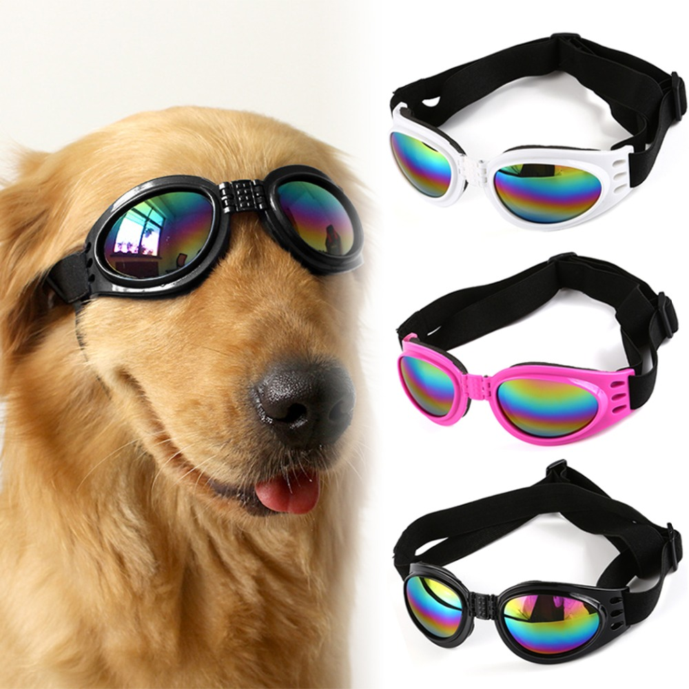 Amusing New Fashion Water Proof Pet Dog Sunglasses Multi Color Wear Protection Dogglasses Dog Accessories Free Shipping Dog Accessories From New Fashion Water Proof Pet Dog Sunglasses Multi Color Wear