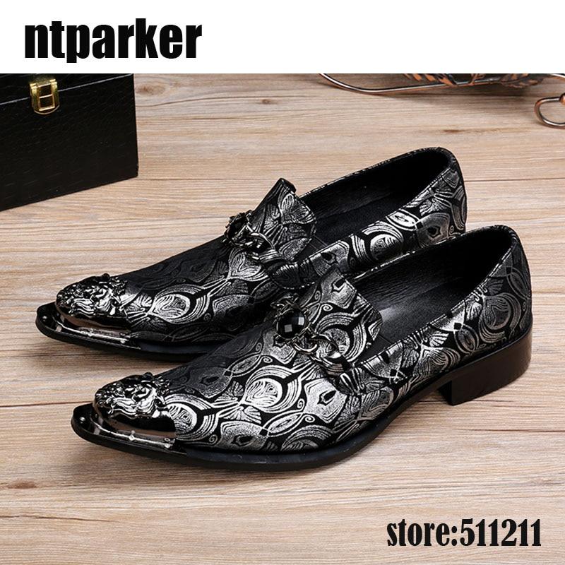 ntparker italian oxfords for men black genuine leather mens pointed toe dress shoes high heel luxury shoes men size12