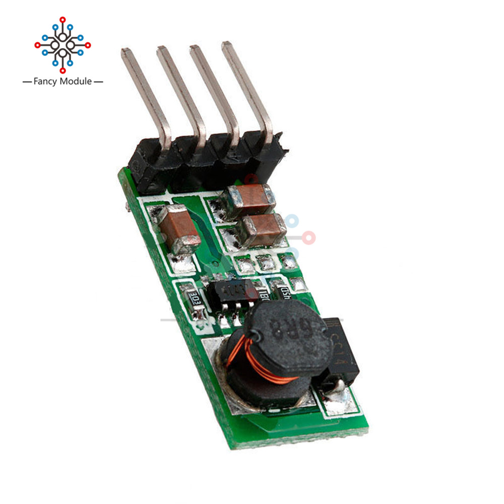 DC 3.3V 3.7V 5V 6V to 12V Step-up Power Supply Boost Voltage Regulator Converter wholesale 1pcs dc dc step up converter boost 2a power supply module in 2v 24v to out 5v 28v adjustable regulator board dropship