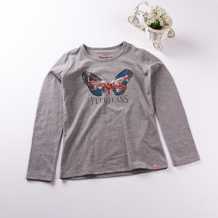 2015 New Hot Sell Cute Style Long Sleeve Baby C Kids