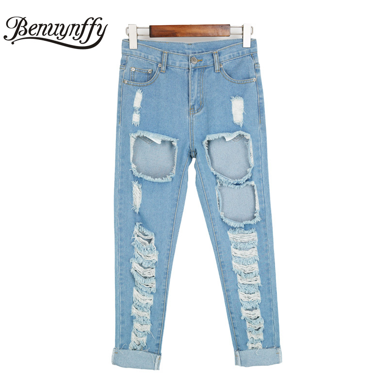 Online Get Cheap Ripped Jeans Clothing -Aliexpress.com | Alibaba Group