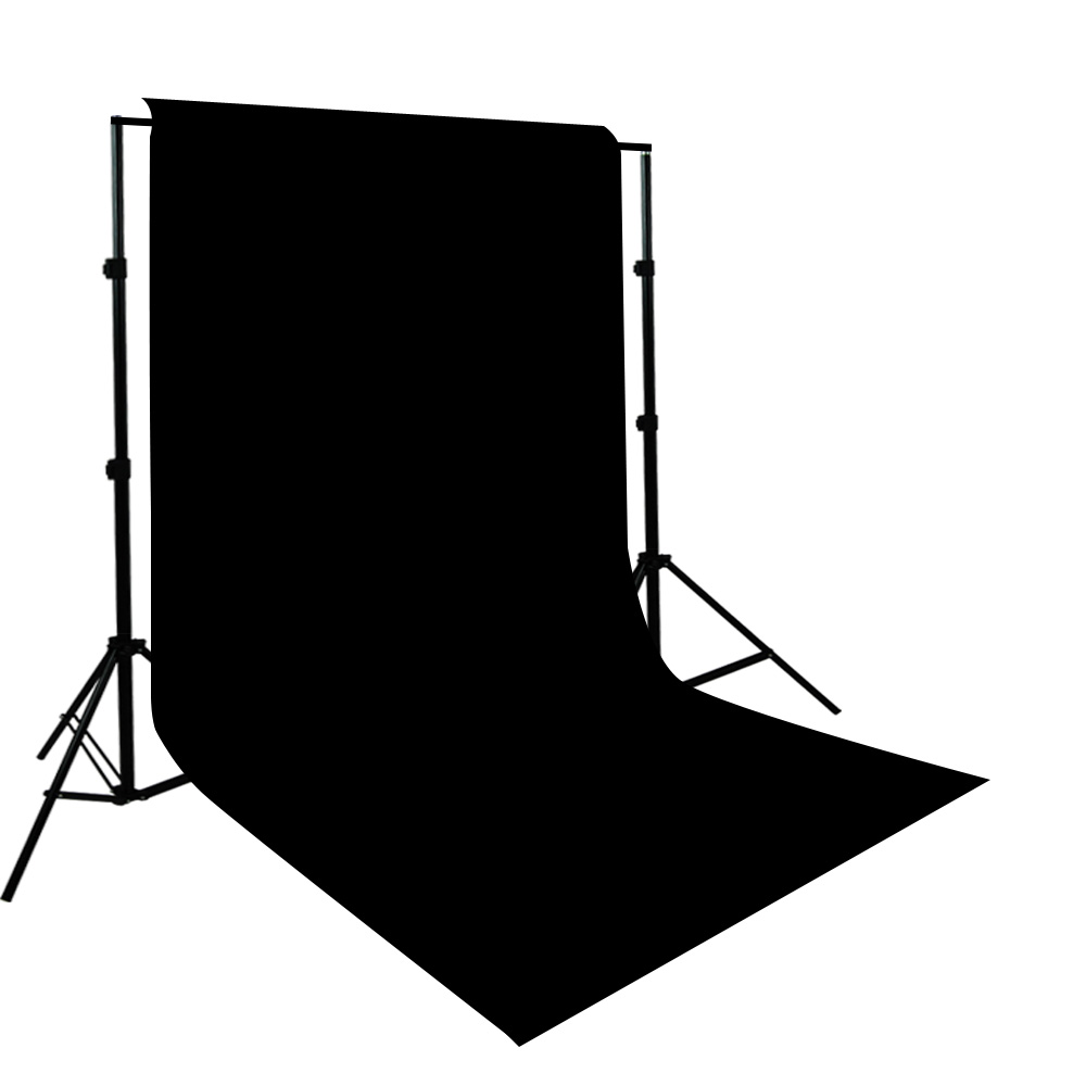 7X10FT chromakey Black screen Muslin Backdrop +10ft wide Background Suppport Stand Photography lighting kit 2x3m photo equipment-in Photo Studio Accessories ...  sc 1 st  AliExpress.com : chroma key lighting kit - azcodes.com