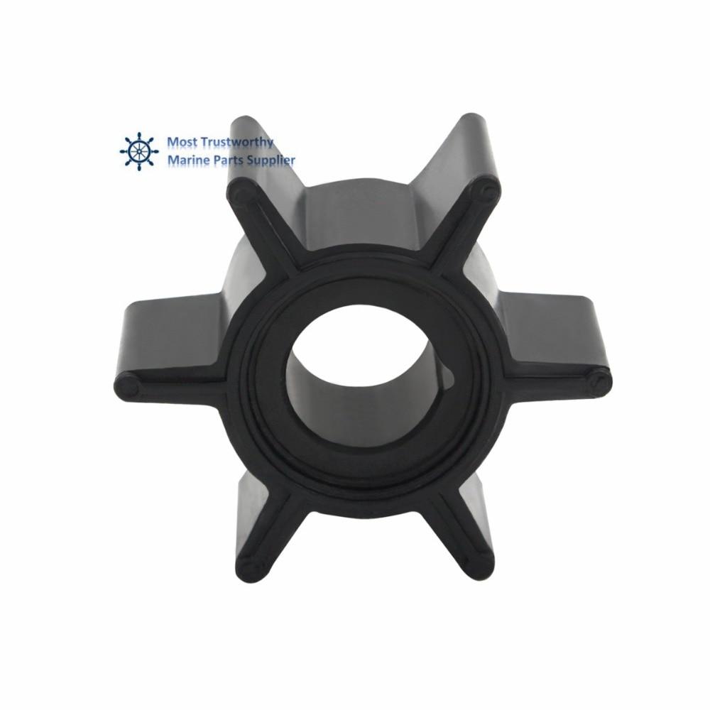 New Water Pump Impeller For Mercury 2stroke 3.3/4/5hp  47-16154-3 369-65021-1 18-3098 500377