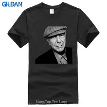 T Shirt Logo  Leonard Cohen Songs Of Love And Hate Short Graphic Crew Neck T Shirts For Men виниловая пластинка cohen leonard songs of love and hate