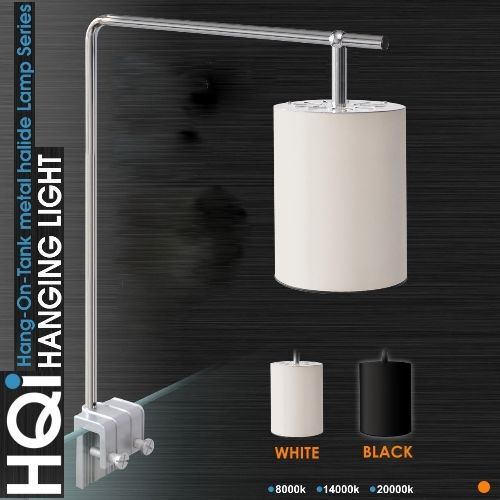 Aquarium HANGING On HQI LIGHT 70W 8000K 14000K 20000K
