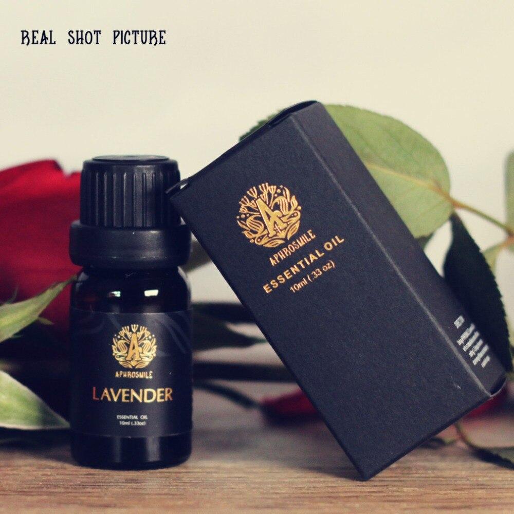 Lavender Rosemary Sandalwood Lemon Lemongrass Orange Peppermint Tea Tree Vetiver Pure Plant Essential Oils For Aromatic Aromathe