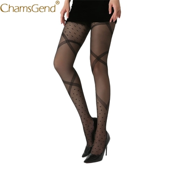 Newly Design Sexy Women Tights Over Knee Sheer Black Temptation Sheer Patchwork Pantyhose Tights 80911 tights