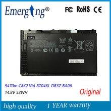 14.8 v 52Wh Nowa Oryginalna Bateria do Laptopa HP EliteBook Folio 9470 9470 M Serii HSTNN-IB3Z HSTNN-I10C BT04XL BA06 687517-1C1