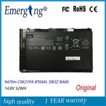 14.8v 52Wh New Original  Laptop Battery for HP EliteBook Folio 9470 9470M Series HSTNN-IB3Z HSTNN-I10C BT04XL BA06 687517-1C1