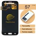 2 шт. 100% Новое для Samsung Galaxy S7 ЖК-Дисплей с Сенсорным Экраном Дигитайзер Ассамблеи Замена SM-G930A SM-G9300, freeshipping