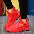 Hombre Zapatos Casuales Zapatos de Deporte Masculina de Ocio Ató los Cordones de Los Hombres Zapatos de Cuero Cesta Plana Chaussure Deporte Zapato Para Caminar Hombres Zapatos Ligeros