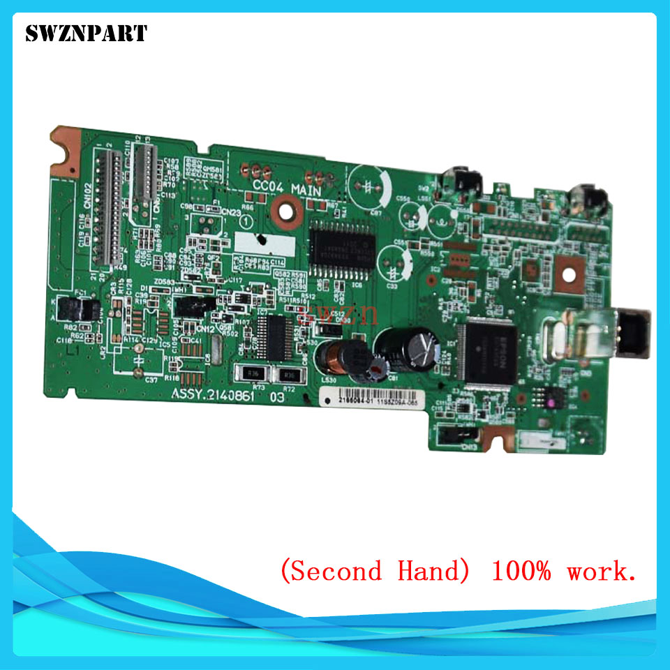 FORMATTER PCA ASSY Formatter Board Logic Main Board MainBoard Mother Board For Epson L360 L363 360 363 216606101