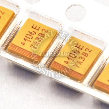 2000pcs/bag 25V 10UF B type 3528 10% SMD tantalum capacitor
