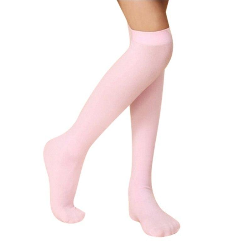 100% Kwaliteit Ballet Dance Leggings Kinderen Meisjes Beenwarmers Baby Girl Leggings Fluwelen Snoep Kleur Kinderen Meisjes Beenwarmers 100% Garantie