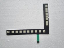 SINUMERIK 6FC5370-0AA00-1AA0 L type Membrane Keypad for HMI Panel repair~do it yourself,New & Have in stock