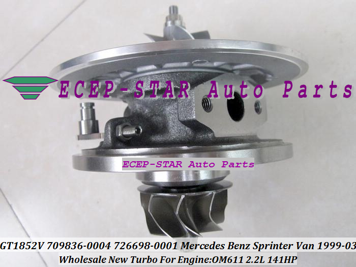 Cartridge 311CDI Mercedes 709836