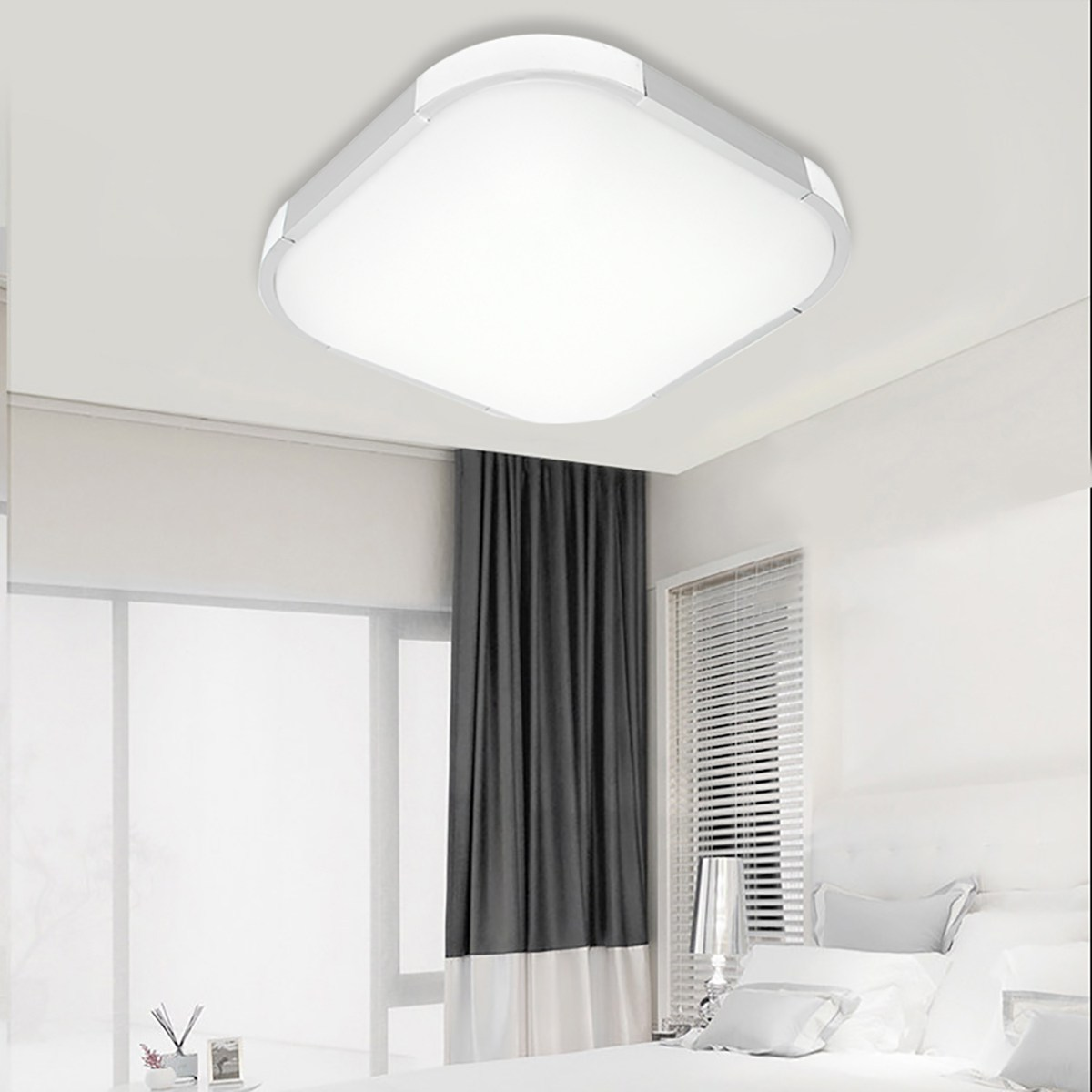 12W 18W 24W Square LED Night Light Ceiling Lamp Kitchen