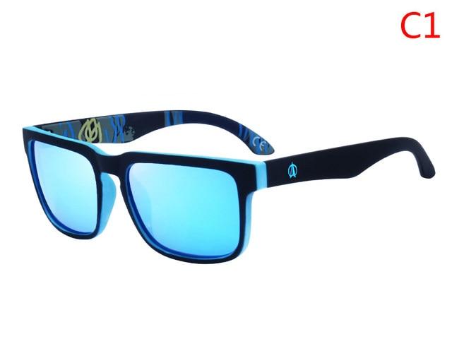 af905eacf6c5d VIAHDA 2018 novo e mais legal A Modelos de Óculos Polarizados Óculos de Sol  Óculos Colorido Óculos De Sol Da Marca Designer Óculos de Sol Com caixa