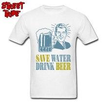Oktoberfest Men Funny Saying Clothing Letter Print Tops Slim Fit T Shirts