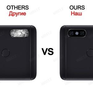 Image 4 - Verre sur caméra pour rouge mi Note 7 5 Pro K20 7A protecteur décran caméra trempé verre de protection pour Xiao mi CC9 mi 9 8 SE 9T A3