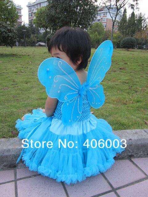 Милый ребенок девушки зима юбка шифон пушистые pettiskirts пачка для детской юбки