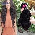 Estilo estrela cabelo onda do corpo Brasileiro 10 peça venda inteira agrupar cabelo mink cabelo Brasileiro fornecedores cabelo Brasileiro corpo cabelo virgem onda