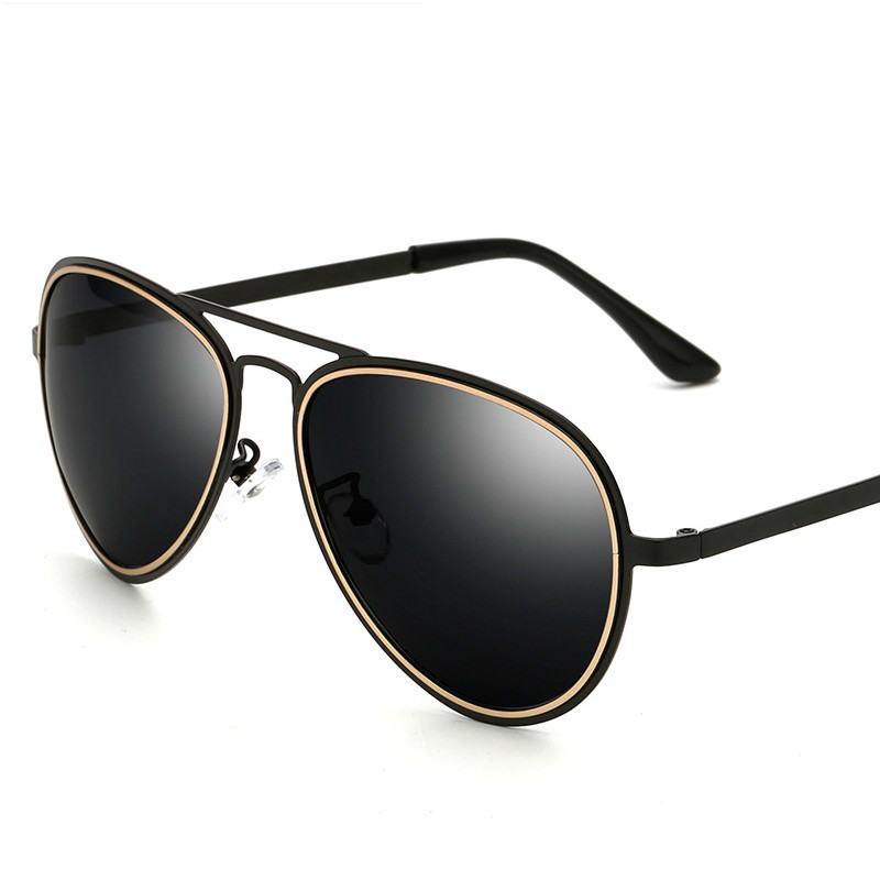 2018 Brand Designer High Quality Cool Polarized Sunglasses women Female And Male UV400 Driving Retro Pilot Men Sun Glasses