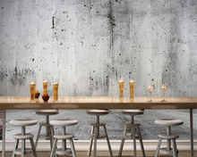 Custom concrete wall photo 3d wallpaper nostalgic stone texture background wallpapers for living room Beibehang