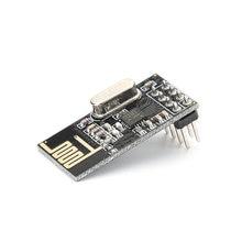 5Pcs/lot NRF24L01+ SI24R1 2.4G Wireless Power Enhanced Communication Receiver Module