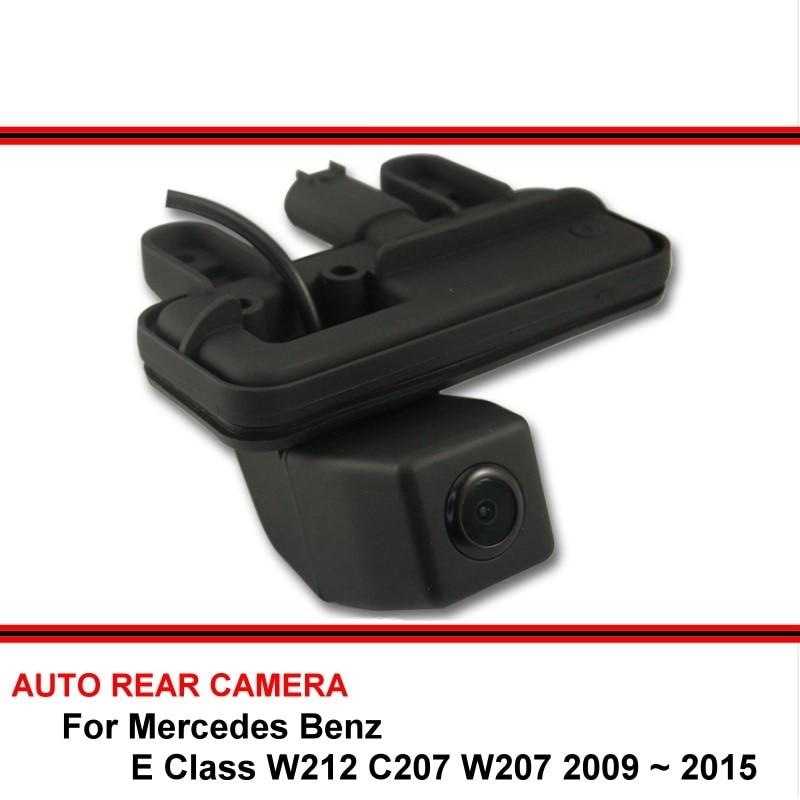 Car Reverse Trunk Handle Camera Parking For Mercedes Benz E Class B180 B200 W246