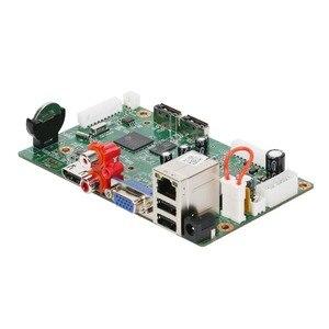 Image 2 - GADINAN H.265/H.264 NVR Board 25CH*5MP 32CH*1080P Network Digital Video Recorder 2 SATA Max 8T ONVIF P2P CMS XMeye with 12V 4A