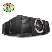Todos Ganan 10000lms Ingeniería 3LCD Proyector 3D Full HD Resaltar Proyector Motorizado DH-8801 Beamer Vídeo LLEVÓ La Lámpara