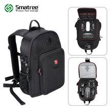 Smatree Multi-Purpose Backpack for DJI Mavic Pro Platinum/ DJI Spark/Gopro Hero 7/6/5/Gopro Hero 2018 Camera цены онлайн