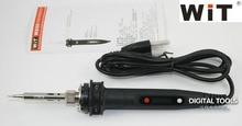 120 W Japonii Dowcip W800 Repair Tool Lutownica Elektryczna 110 ~ 220 V Ciepła Wewnętrznego Typu Wyświetlacz Cyfrowy Regulowany temperatura