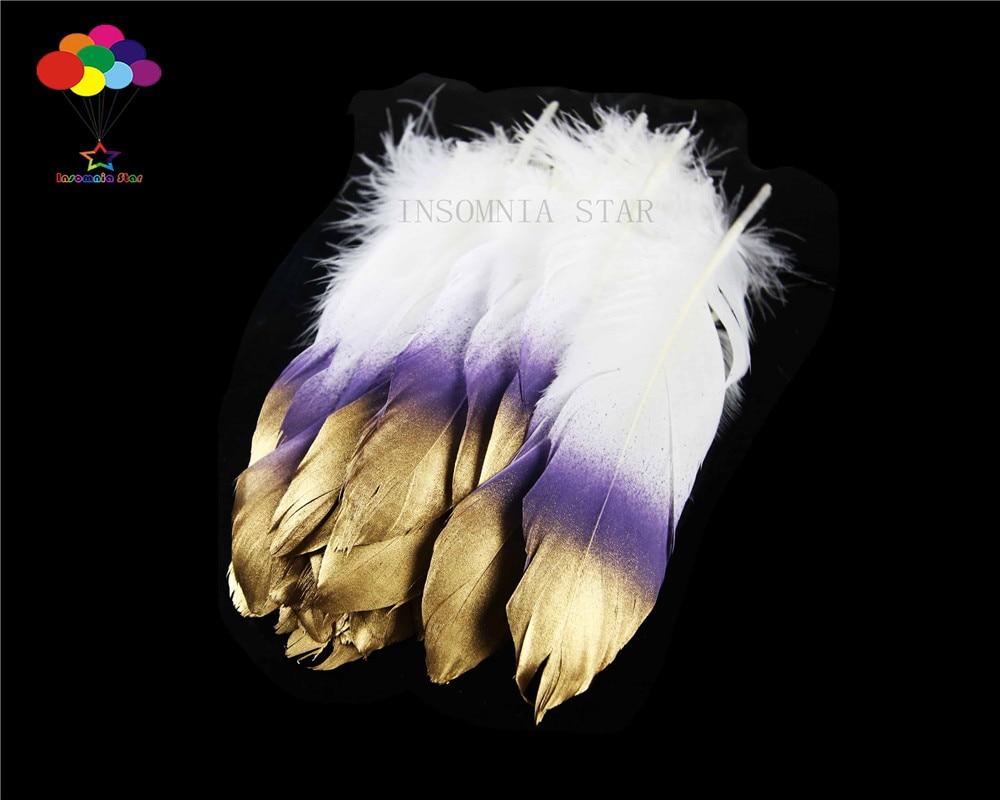 Black Pheasant Feather 8-10 inch//20-25cm 10-100pcs Carnival Diy costume headress