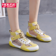 Breathable Mesh Sneakers Women Vulcanized Shoes