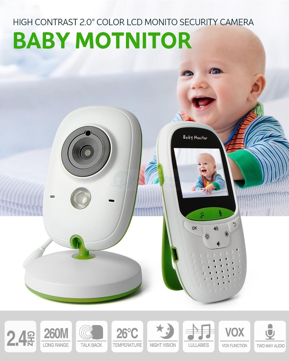 婴儿监视器-VB602-绿色_01