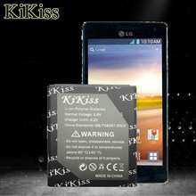 KiKiss ليثيوم بطارية BL-53QH ل LG P880 أوبتيموس 4X HD L9 P765 P760 P769 P768 VS930 P870 F160 F200 E0267 BL 53QH 2150mAh(China)