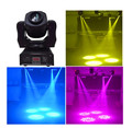 New spot led 60w gobos moving head light dmx 9/11 channels led 7 colors 7 differnt spots light good for ktv dj party