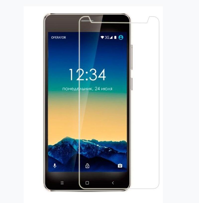 Купить 2 шт. Новый Экран протектор телефон закаленное Стекло Защитная пленка для смартфонов защитный Экран чехол для Ginzzu S5001 S5002 S5021 S5220 S5230 на Алиэкспресс