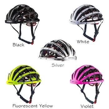 Foldable 2017 New Cycling Helmet Lightweight Portable Safety Bicycle Helmets City Bike Sports Leisure Bike Helmet Casco Ciclismo 7