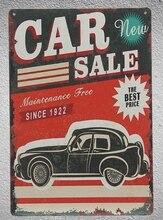 1pc Mechanic car repair garage maintenance service Tin Plate Sign wall man cave Decoration Man Art Poster metal vintage