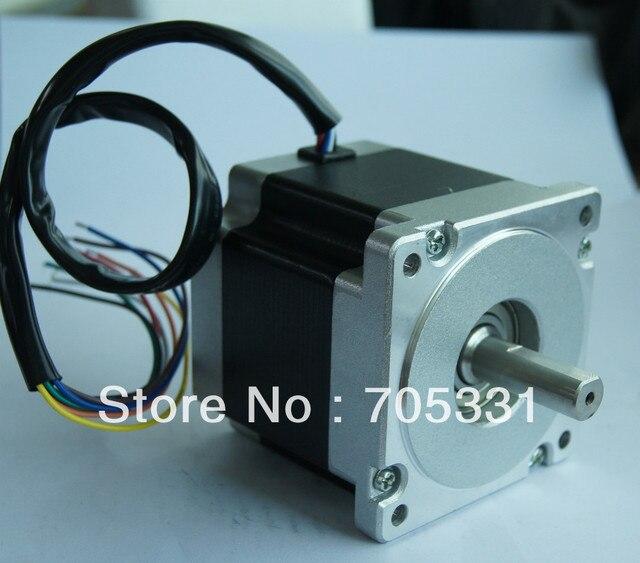 45,9 kg cm 8 Draht NEMA 34 schrittmotor J86HB80 04 Nm (643oz in ...
