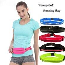 Lightweight Running Waist Bag for Mobile Phone Women Men Gym Bags Running Waist Belt Pockets Sports Entertainment Accessories