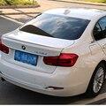 ABS пластик Неокрашенный задний багажник украшение в виде хвостового крыла для BMW F30 F35 320i 320li 325li 328i M3 спойлер