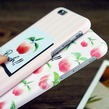 Peach Case for iPhone