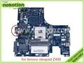 Viwz1 Z2 LA-9061P Rev 2A Mainboard para lenovo Ideapad Z400 laptop motherboard FRU 04W4140 intel HD4000 HM76 14 ''