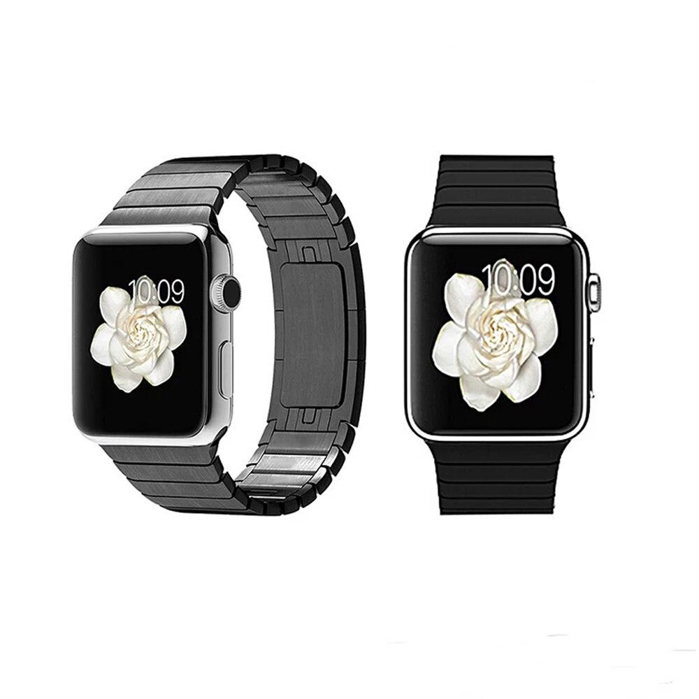 Bluetooth smartwatch mejorada segunda generación iwo 1 1 smart watch  series2 series2 42mm pantalla de frecuencia cardíaca para el iphone android  en Relojes ... e67d7e5a04b