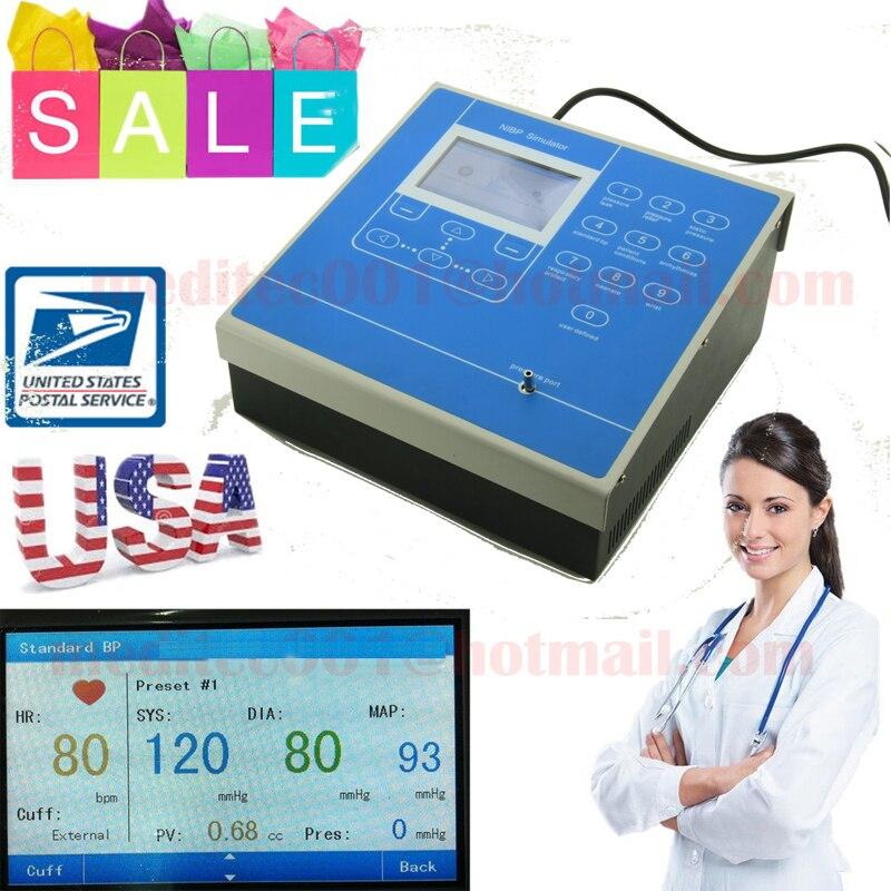 MS200 NIBP Contec MS200 NIBP Simulator-Blood Preassure Test and Measuring Machine, NIBP blood pressure patient BP Simulator high quantity medicine detection type blood and marrow test slides